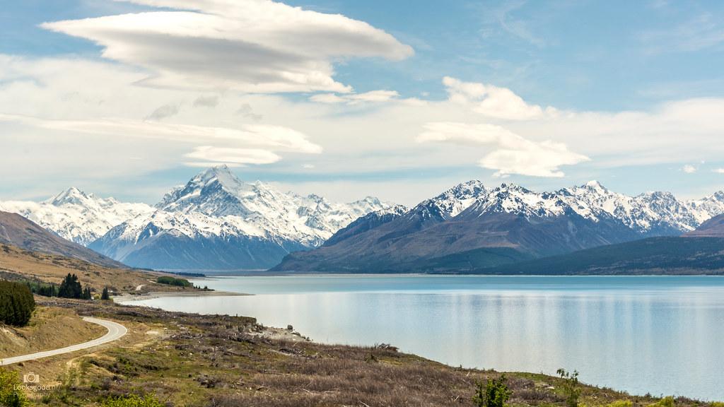 New Zealand Mount Cook National Park 4k Wallpaper Deskto