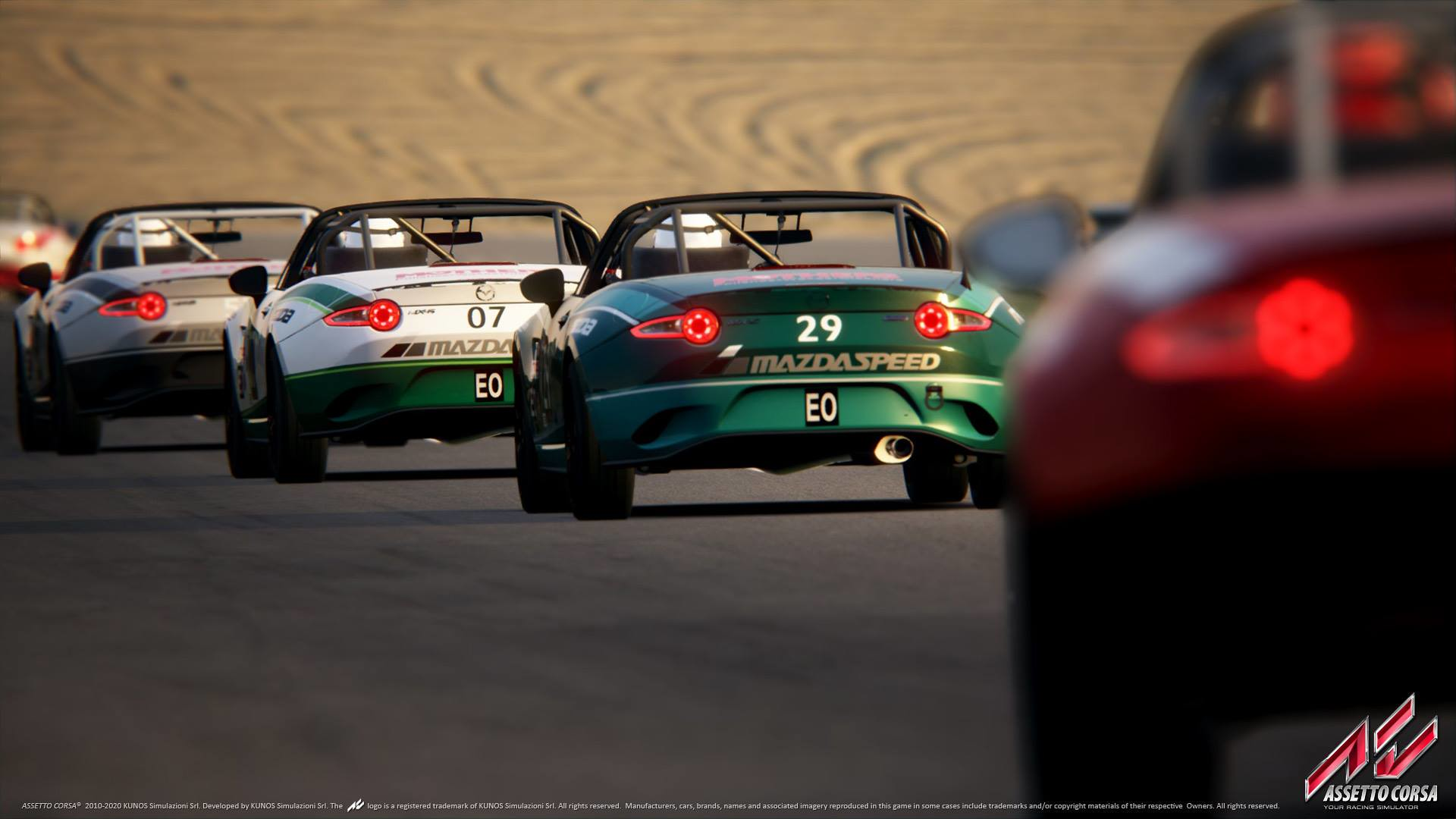Mazda Cup MX-5