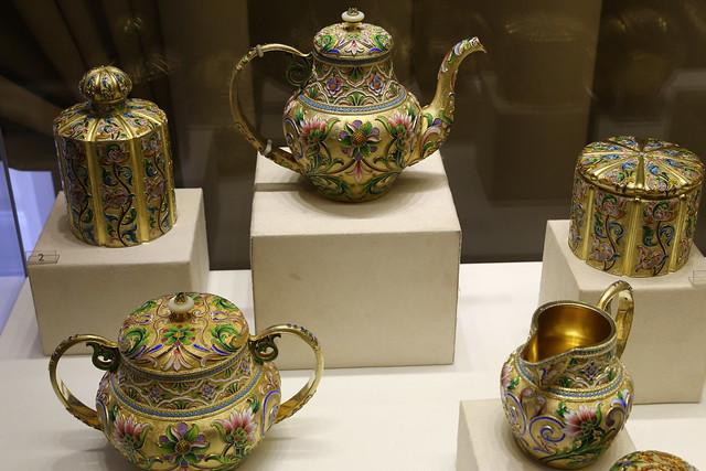 Fabergé Museum Saint Petersburg Russia