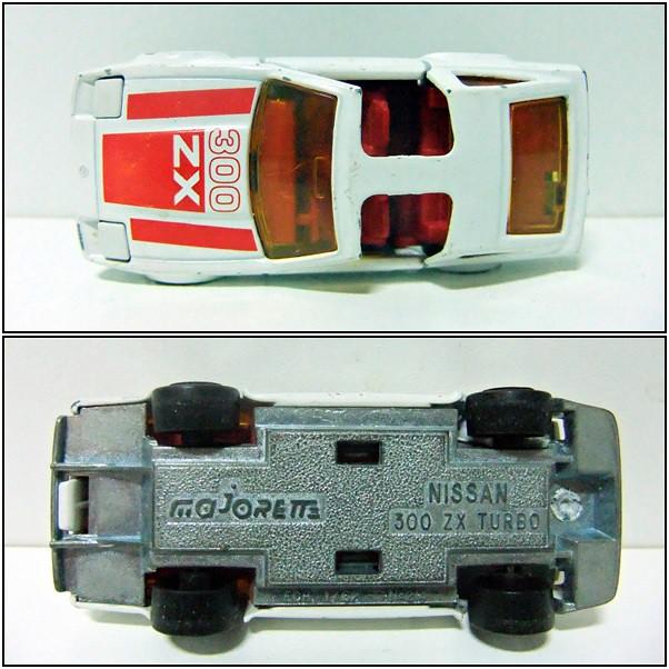 300zx Turbo Wiki: NISSAN 300 ZX TURBO Nº 214 - MAJORETTE
