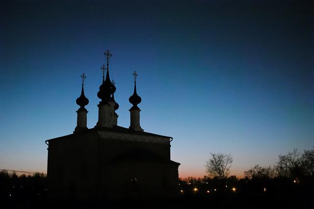 Входо-Иерусалимская церковь #5