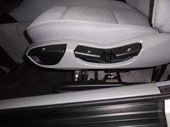 BMW SERIE 3 CARCASA ASIENTO PILOTO DESPUES