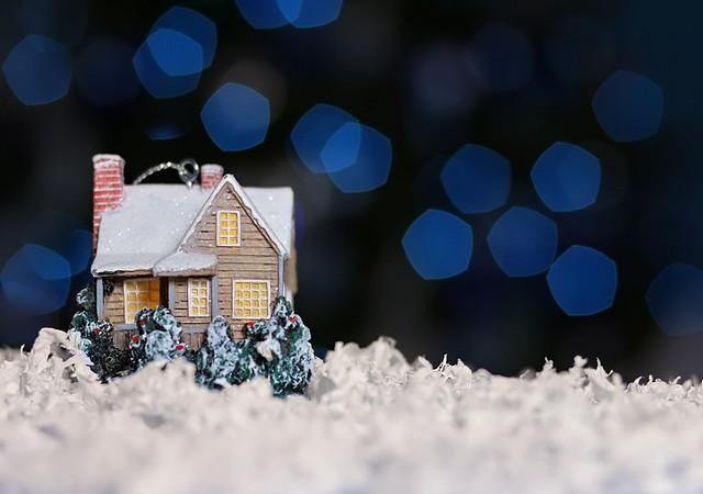 Little Christmas House