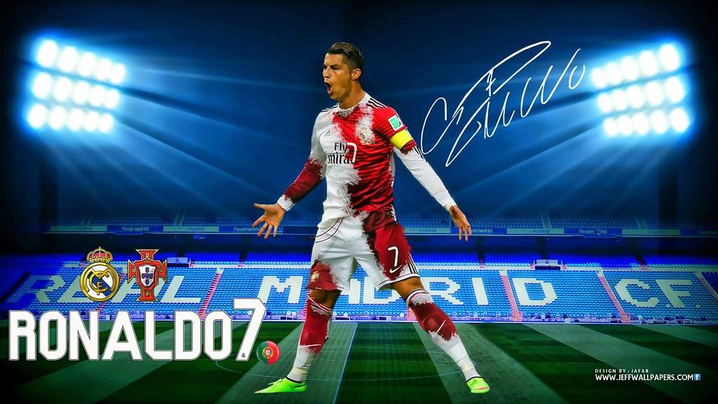 free shipping 4240b b1f1d Cristiano Ronaldo CR7 Real Madrid Kit 2015 HD Wallpaper ...