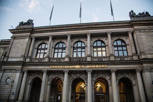 Handelskammer Hamburg | by Tony Webster