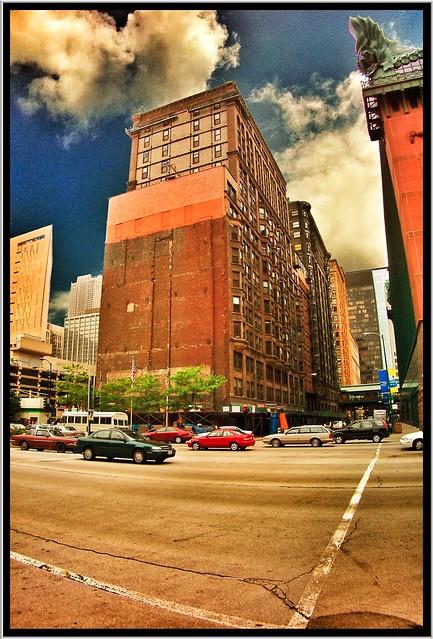 Chicago IL ~ Printers Row ~ Historic District