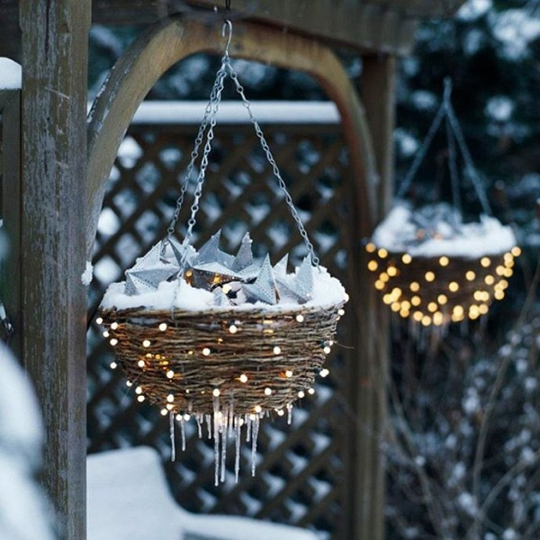 Christmas Hanging Baskets.Christmas Hanging Baskets 600x600 Hoejin Yang Flickr