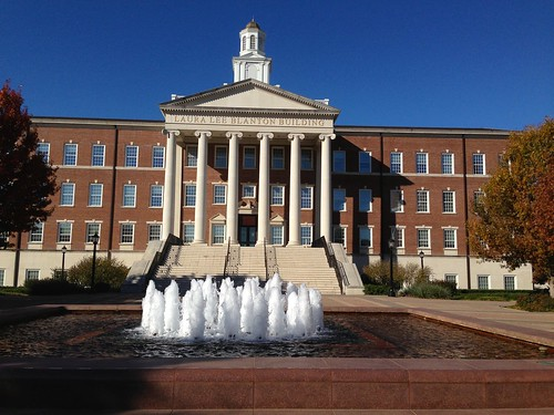 Southern Methodist University (SMU), Dallas TX | by roy.luck