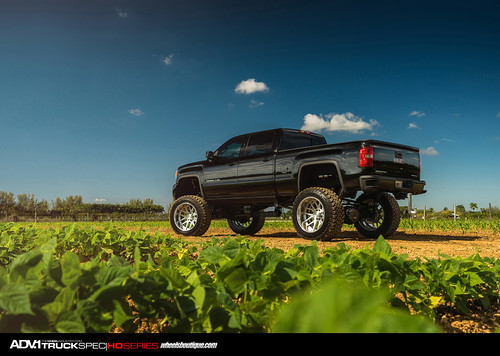 GMC 2500 on ADV7 TruckSpec HD Series | by wheels_boutique