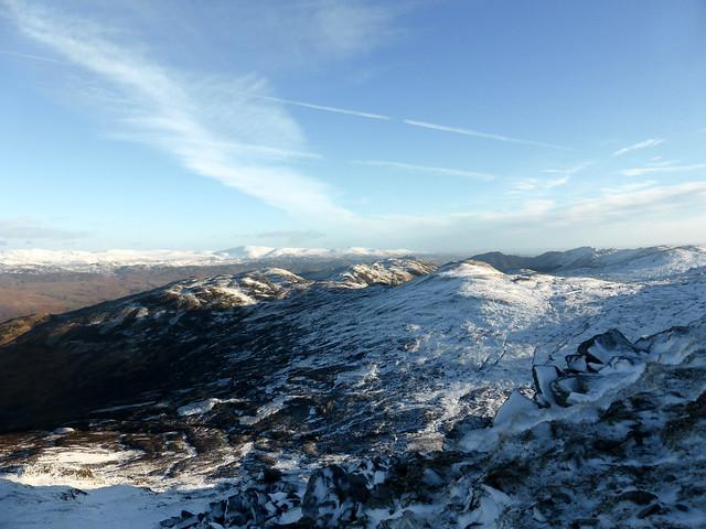 View from Ben Vorlich