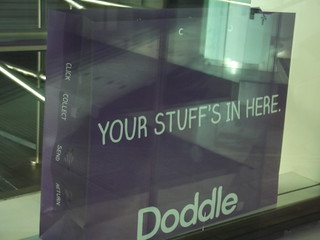 Your Stuff's In Here - Doddle - One Snowhill | by ell brown