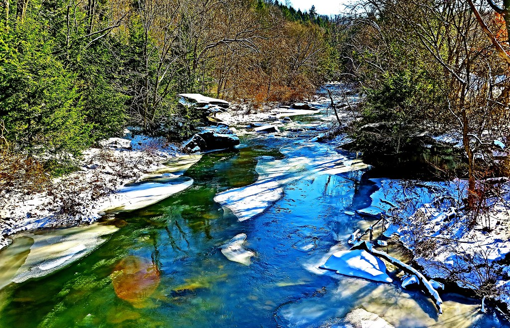 Bear Creek Pa >> Bear Creek North Of Bruin Pa As The Deer Pants For Streams