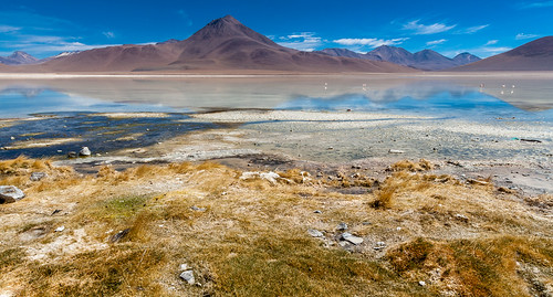 Laguna Verde reflection - Bolivian altiplano | by Phil Marion (176 million views - THANKS)