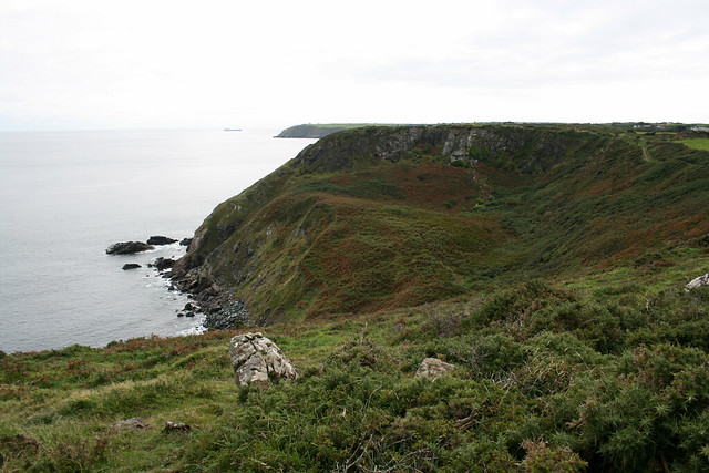 View to Enys Head