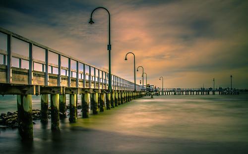 Port Melbourne Pier - Lagoon Pier