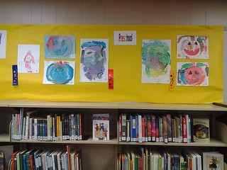 Mendenhall Library Art Contest: Preschool