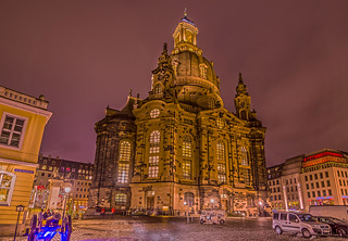 Frauenkirche HDR | by NicosFotos