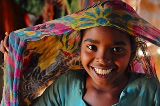 India-Gujarat-Near Poshina-Adiwasi people