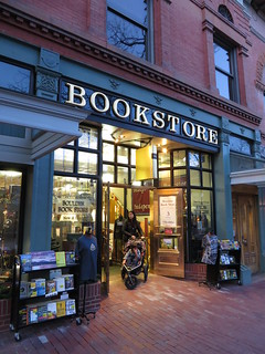 Boulder Bookstore, Boulder, Colorado | by Ken Lund