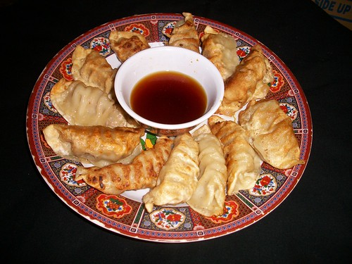 A13 Potstickers (fried) (2) | by Golden Gate Chinese Restaurant