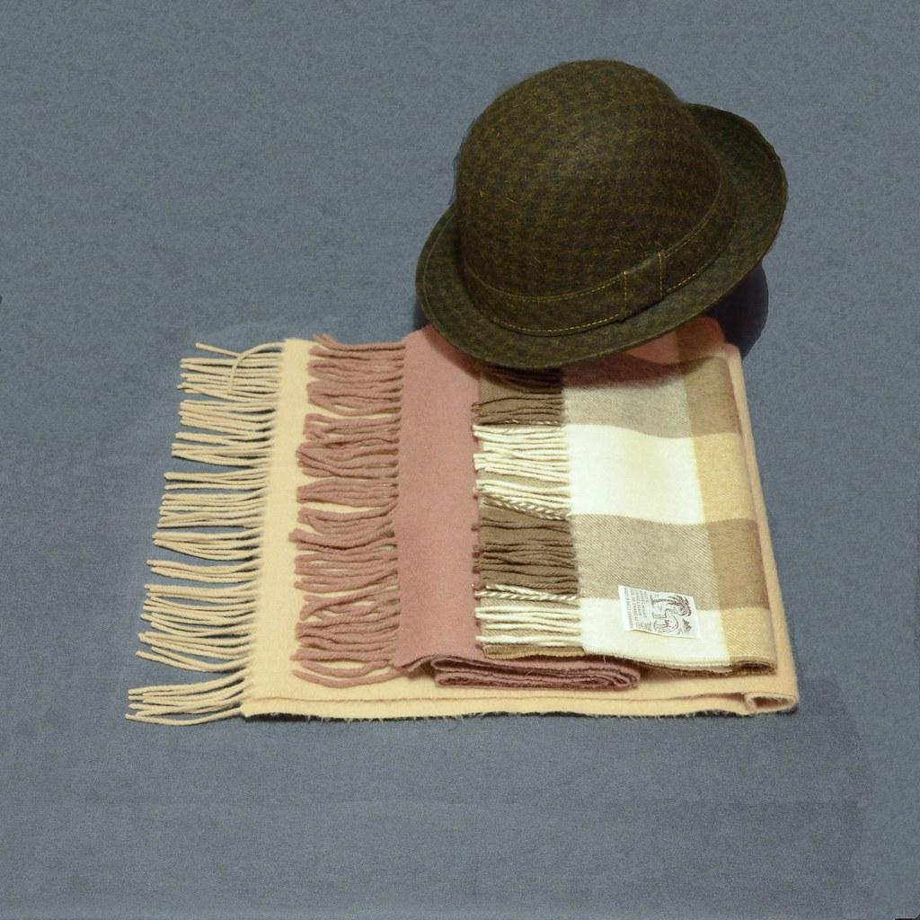 Cashmere Scarf - Pescetto Hat