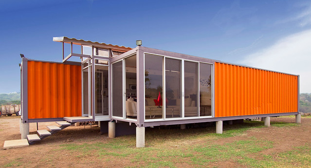 Pics Of Shipping Container Homes