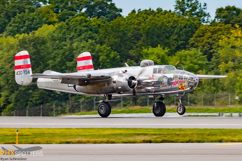 "B-25 ""Panchito"" 