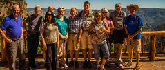 2014 - Copper Canyon - Tour Group at Urique Canyon
