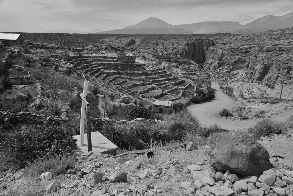Terrazas De Cultivo Toconce Calama El Loa Antofagasta