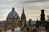 """Oxford's """"dreaming spires"""" by Baz Richardson (catching up!)"""