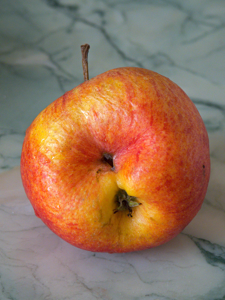Weird apple