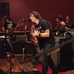 Tue, 09/09/2014 - 8:53pm - Ryan Adams with an audience of WFUV Members at Electric Lady Studios in New York City, 9/9/14. Photo by Gus Philippas
