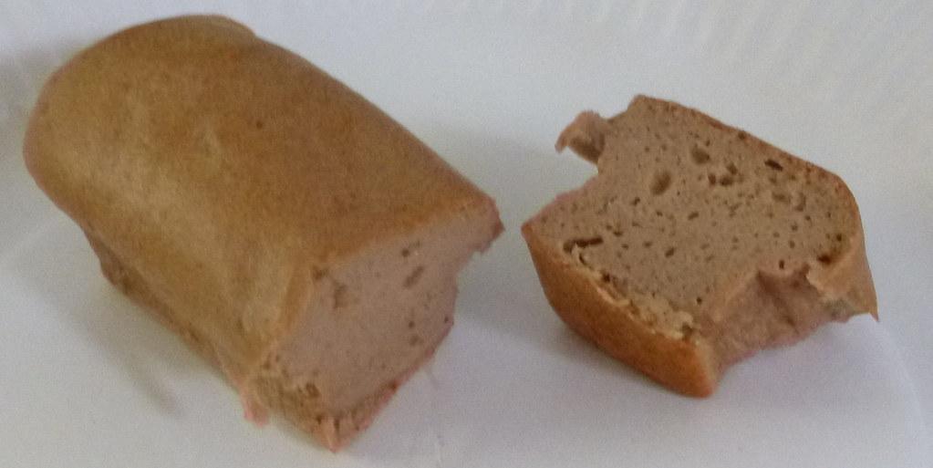 Recette paléo - Pain de chataîgne sans gluten ni céréales