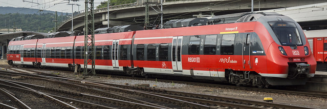 DB Regio 442 700 Hatzenport