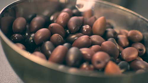 The Party: olives | by hasor
