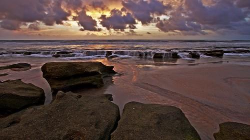 sunrise rocks flickr florida fl atlanticocean coquina flaglercounty flaglerrivertoseapreserve