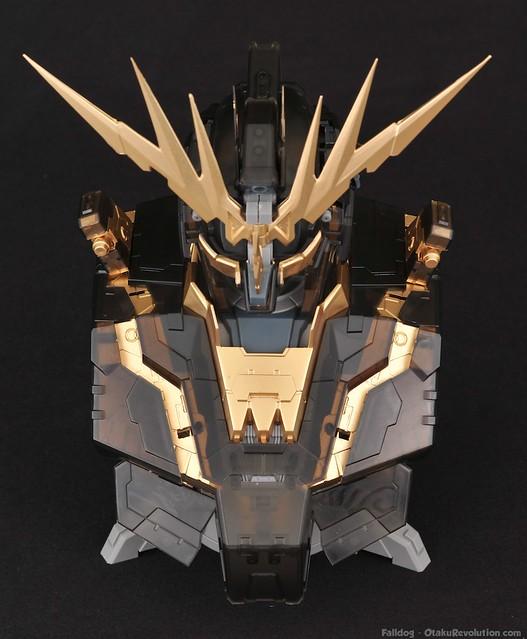 Seraph Hobby Banshee Bust - Straight Build 2