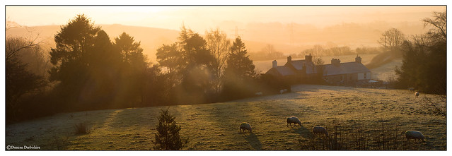 Dawn in Rosside
