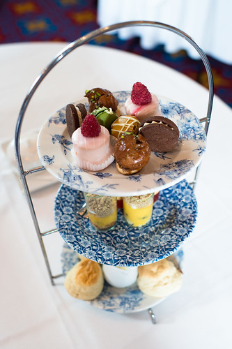 Afternoon Tea at Titanic Belfast | by Titanic Belfast