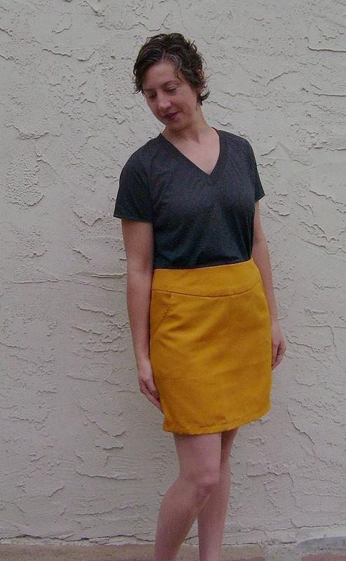 Union St Tee w/ S2451 skirt