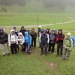 Audax Wanderweekend September 2011