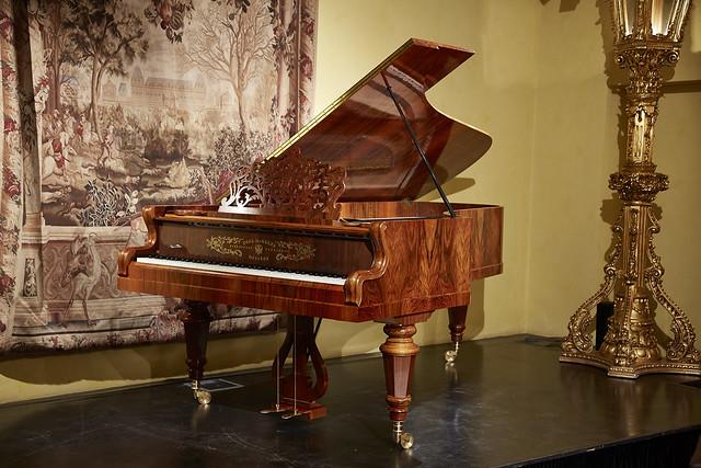 McNulty Streicher piano