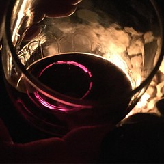 #winetime #firepit #maine #cheers trying to get some abstract shots!