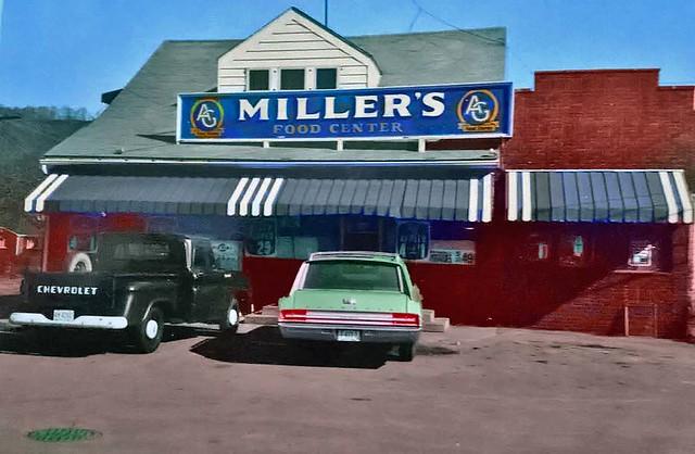 miller's general store Powhatan, Ohio