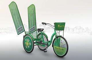 Bicycle Branding Sketch | by M.O.Z.G