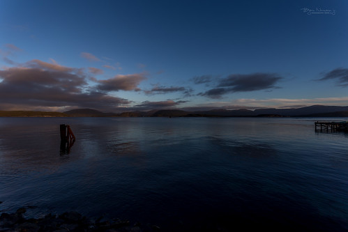 blue sea norway clouds sunrise fjord nordland northernnorway bindalsfjorden
