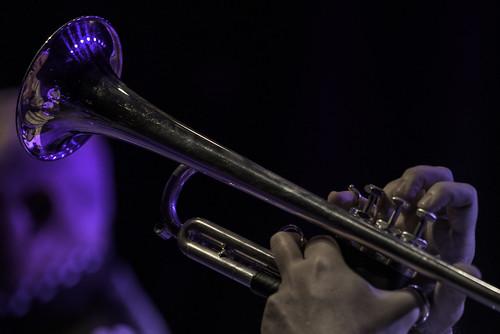 Diego Urcola's Trumpet @ 19° International Jazz Festival of Punta del Este | 150111-1192-jikatu | by jikatu