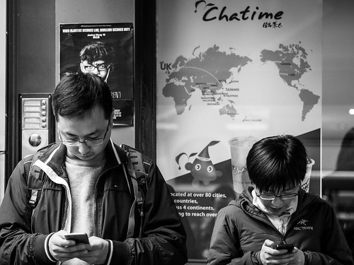 Chat time | by Street matt