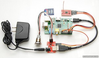 Custom Raspberry Pi Gateway | by Felix Rusu, LowPowerLab.com