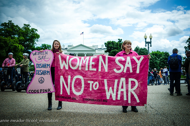 Women Say No to War